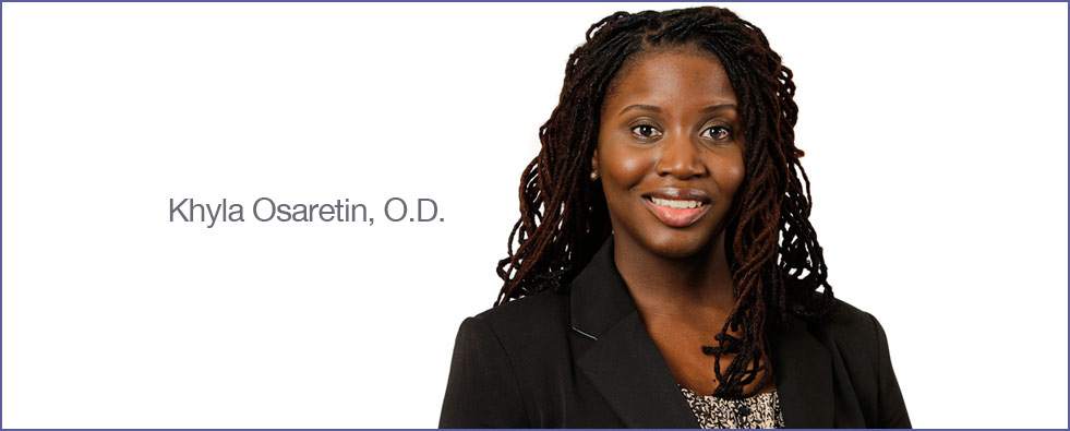 Khyla Osaretin, O.D. , optometrist massachusetts, optometrist worcester, eye doctor massachusetts, eye doctor worcester, eye doctor lancaster