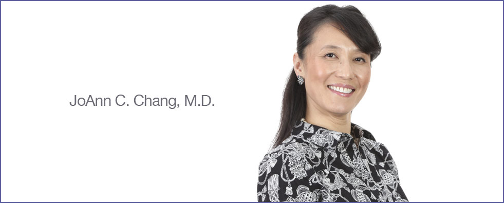 JoAnn Cong Yin Chang, M.D., cornea speicalist massachusetts, cornea specialist boston, cornea specialist worcester, cataract surgeron massachusetts, cataract surgeon Worcester
